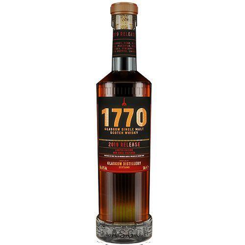 1770 Glasgow single malt release 2019