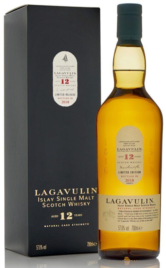 Lagavulin 12 års 57,8 % limited release 2018