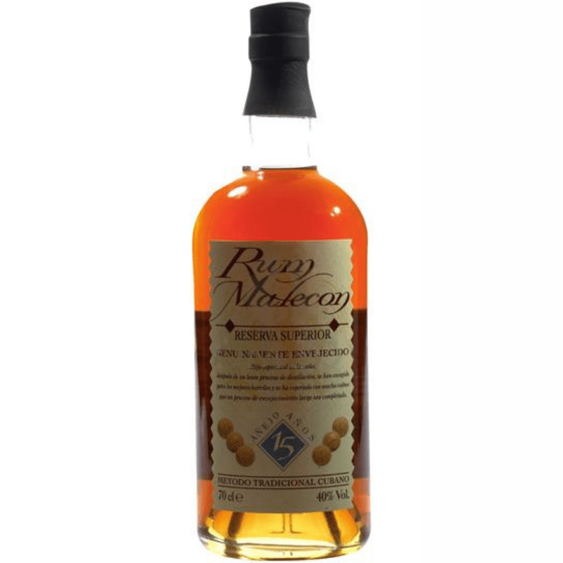 Rum Malecon Reserve Superior 15 anos