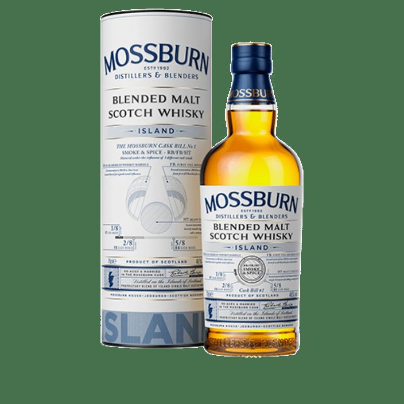 Mossburn Island