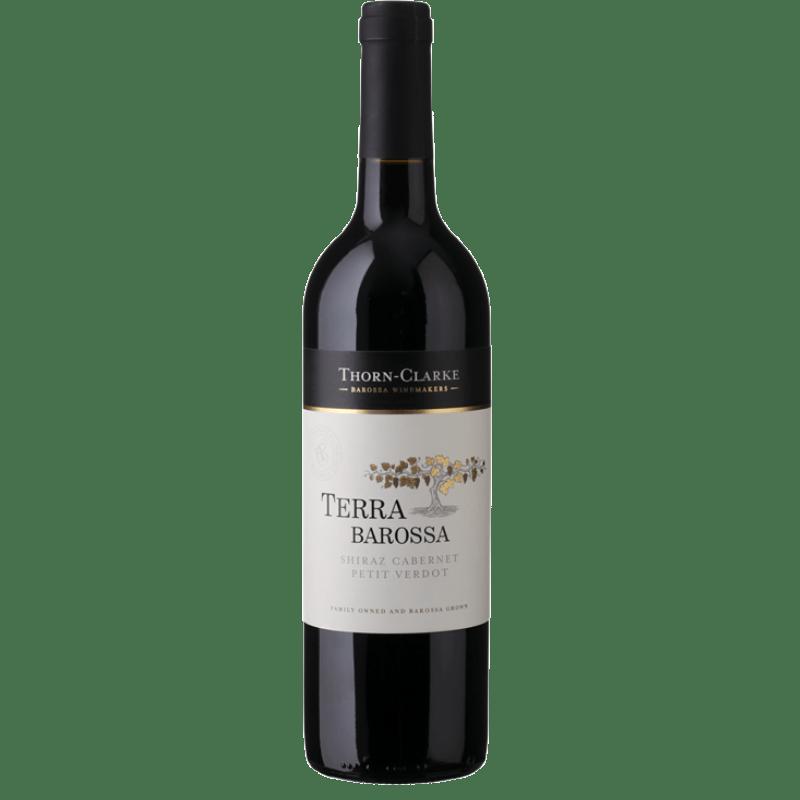 Terra Barossa på 3 druer