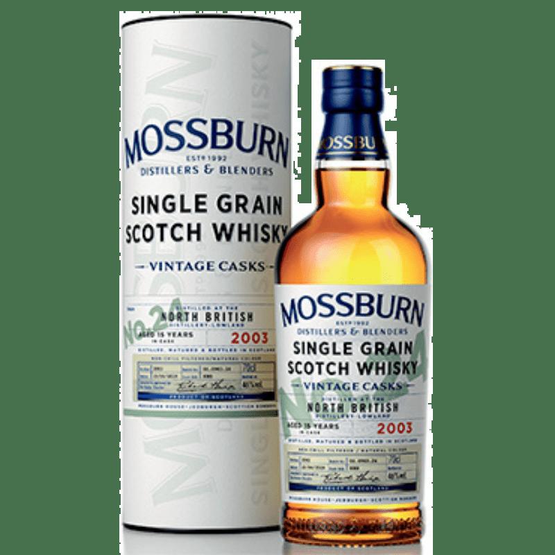 Mossburn No. 24 North British