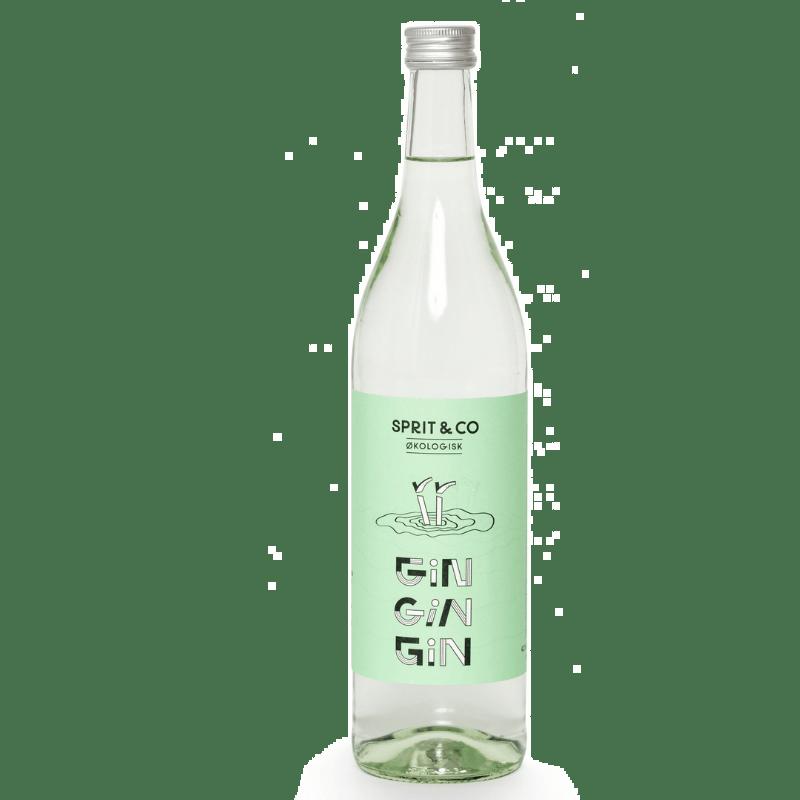 Økologisk gin