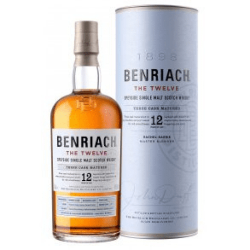 Benriach The twelve 12 års