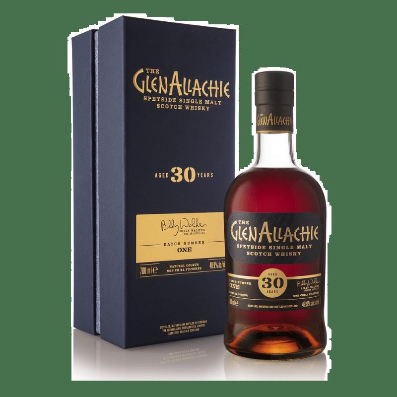 GlenAllachie 30 års Batch one