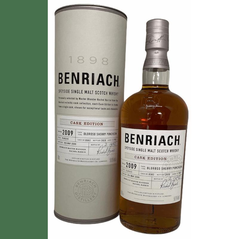 BenRiach 2009 11 års