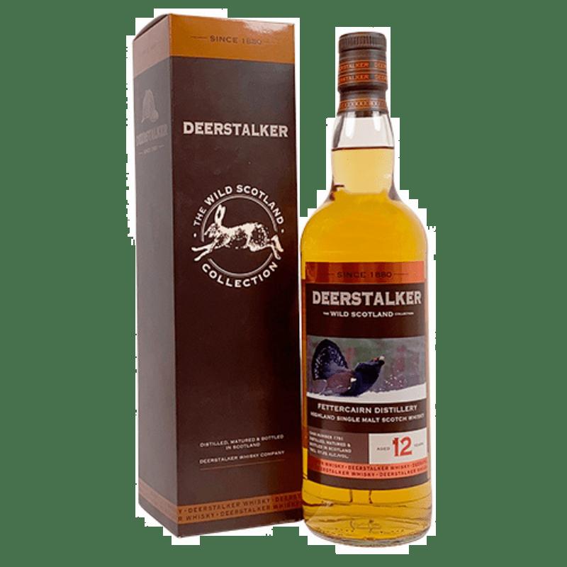 Deerstalker Fettercairn 12 års
