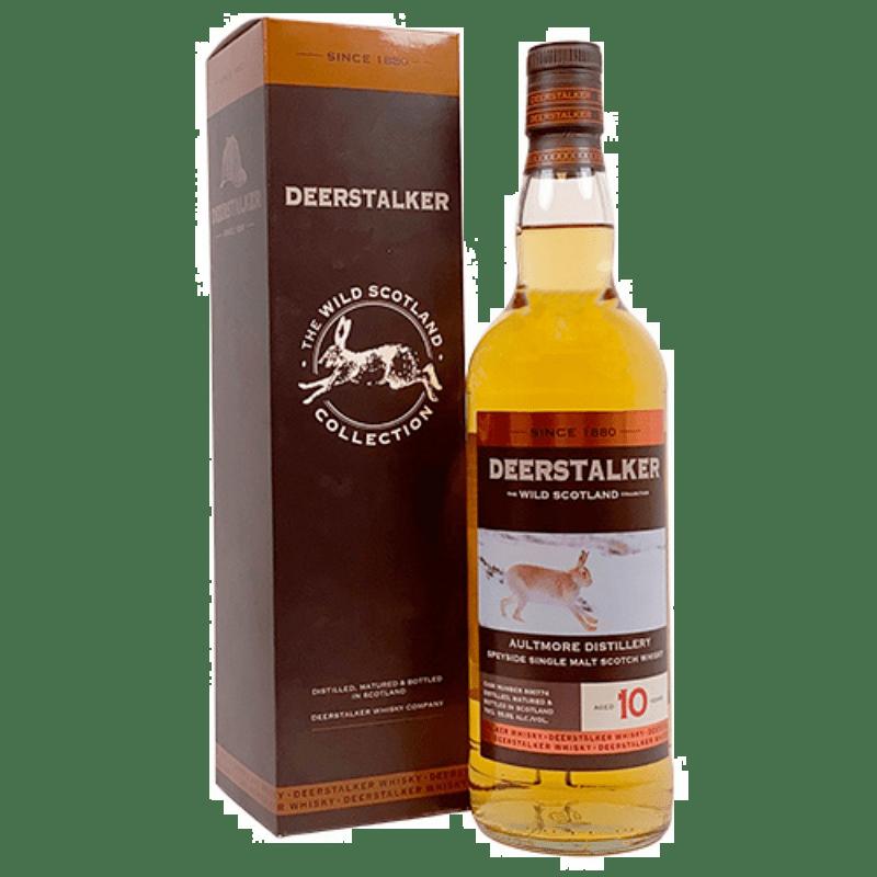 Deerstalker Aultmore 10 års