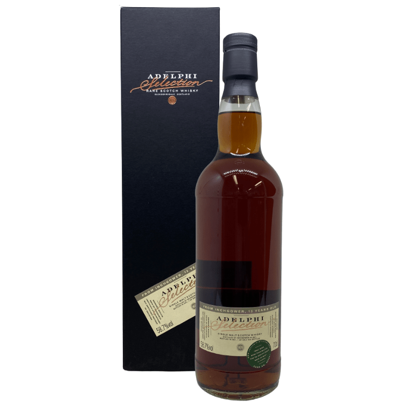Inchgower Adelphi selection