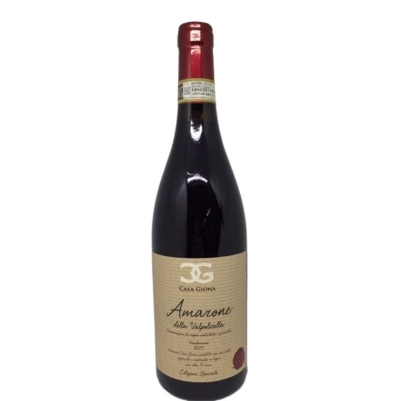 Amarone Della Valpolicella, Casa Giona 15 %