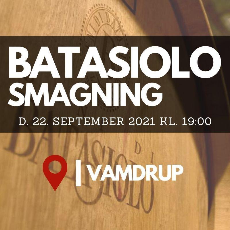 Batasiolo Smagning 2021