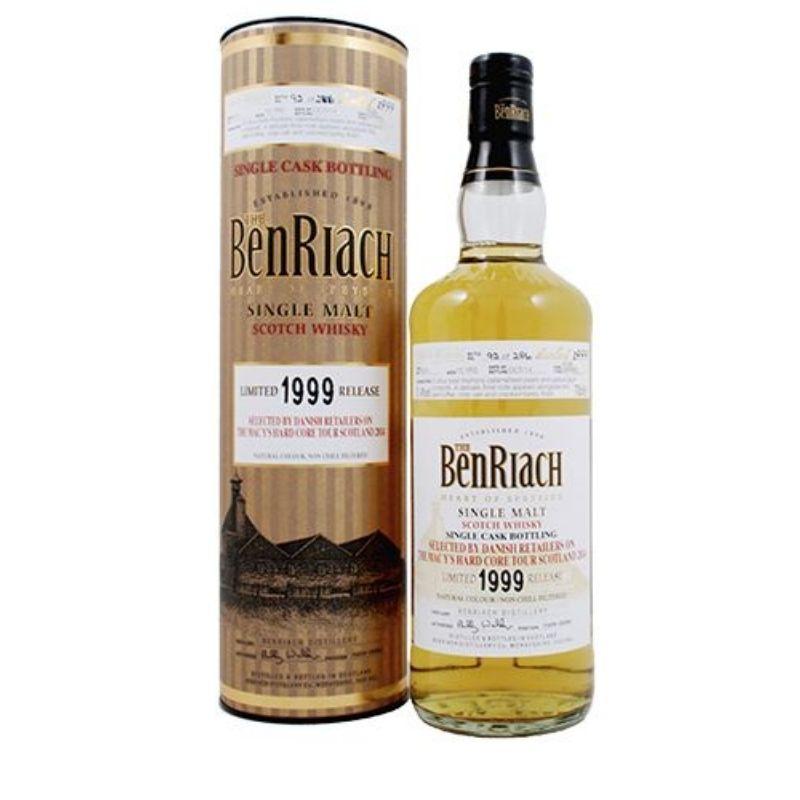 BenRiach 1999 15 års