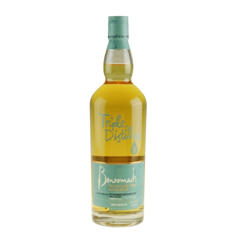 Benromach Triple distilled 2009