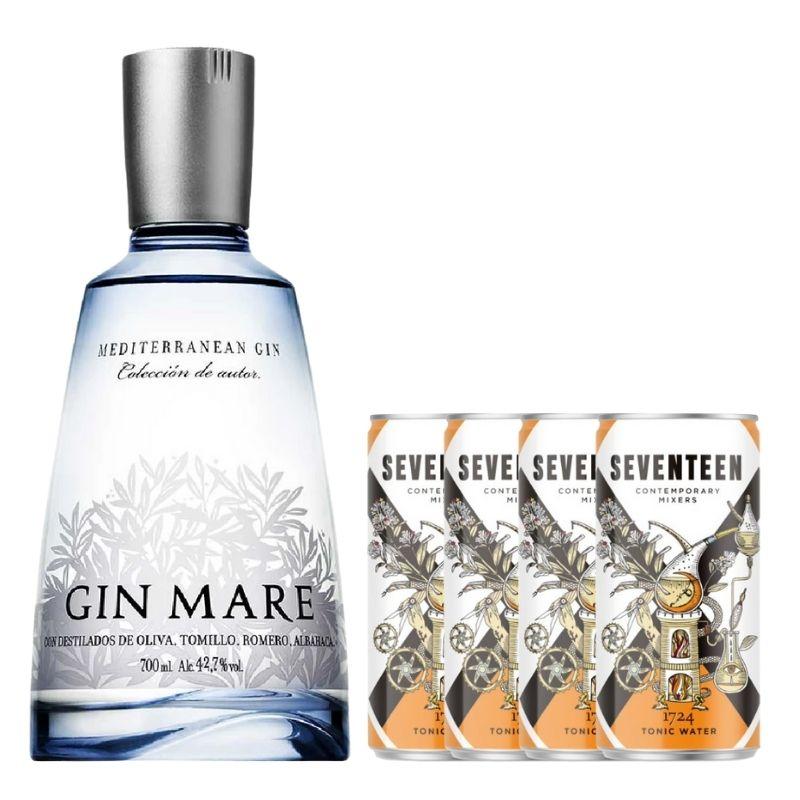 Gin Mare + 1724