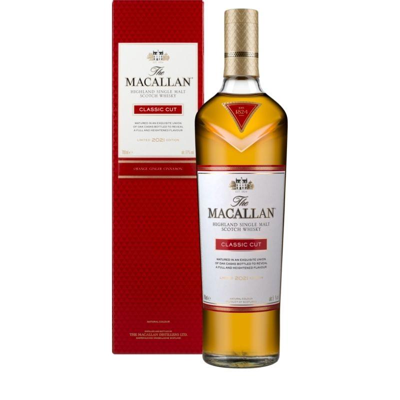 Macallan Classis cut 2021 51 %