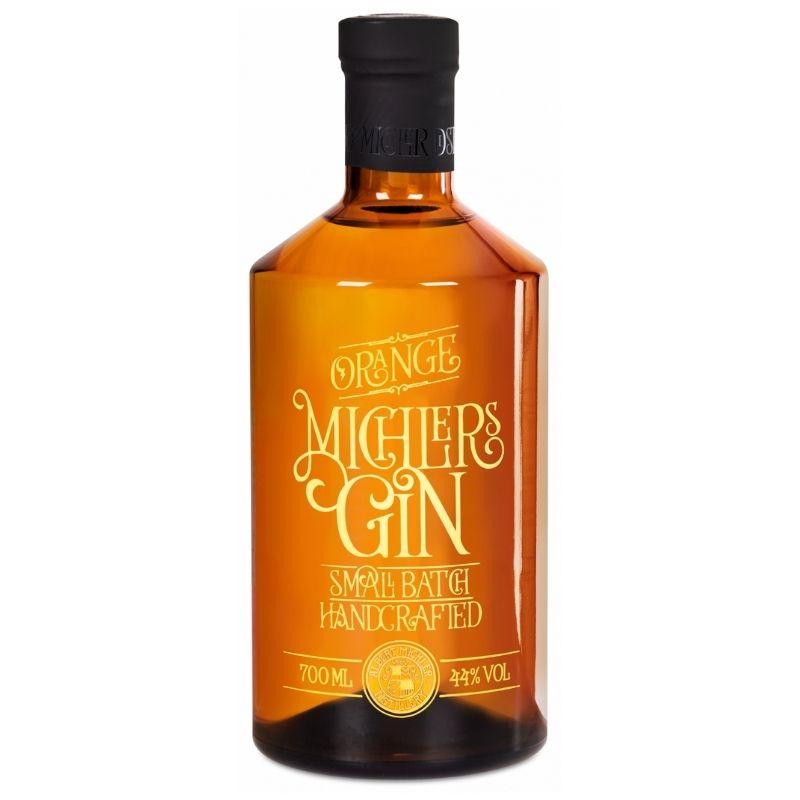 Michler`s orange gin