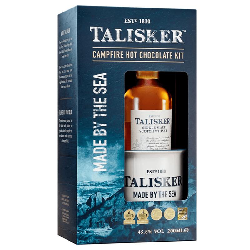 TALISKER SINGLE MALT SCOTCH WHISKY HOT CHOCOLATE GAVEÆSKE, 20CL