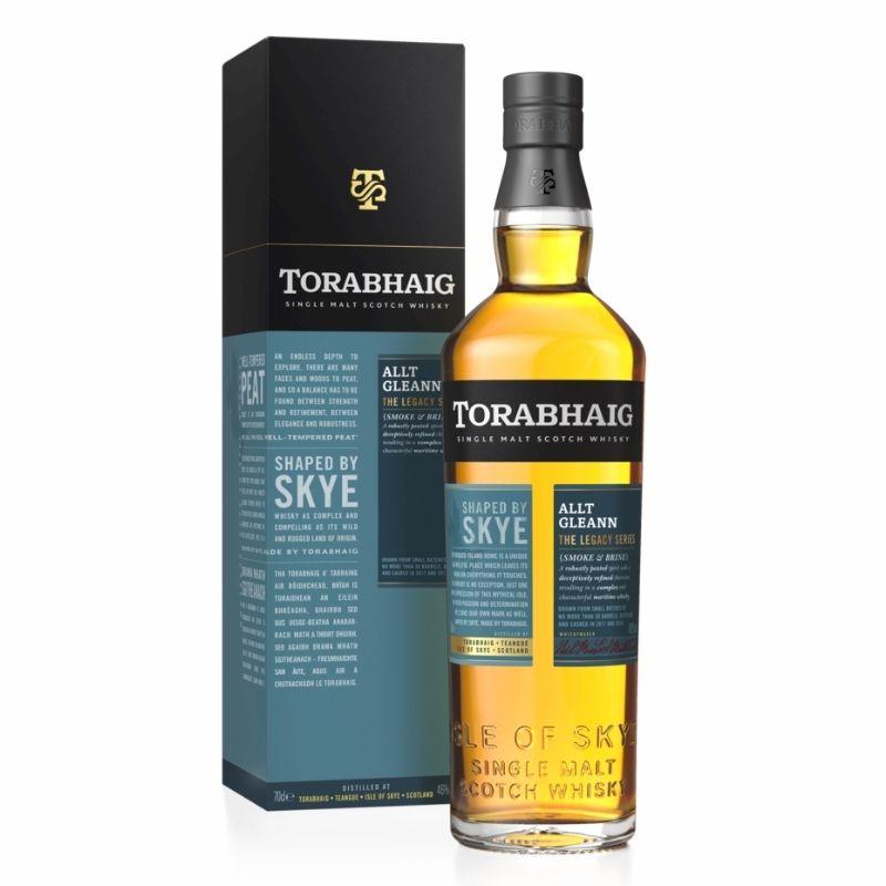 Torabhaig Single Malt - Allt Gleann, The Legacy Series 2. Edition 46%