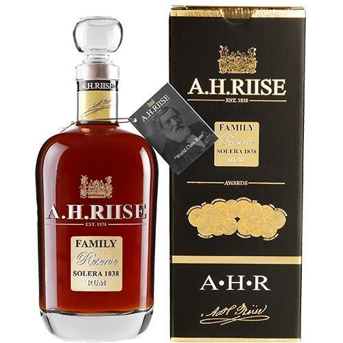 A.H. Riise Family Reserve rom Solera 1838 12 - 25 år