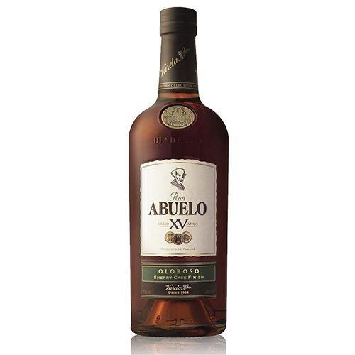Abuelo XV Oloroso Sherry cask finish