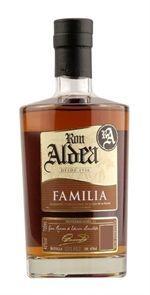 Ron Aldea Familia 15 Ãrs en isla de la Palma
