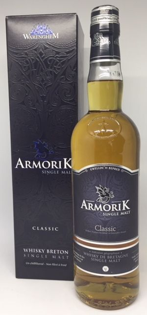 Armorik Classic single malt Frankrig