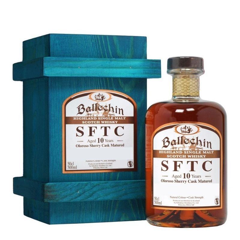 10 års Single malt Ballechin