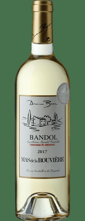 Bandol Mas de la Pouviere Blanc Økologisk
