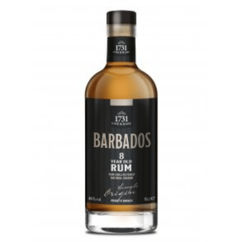 Barbados 8 års 1731 Fine & Rare