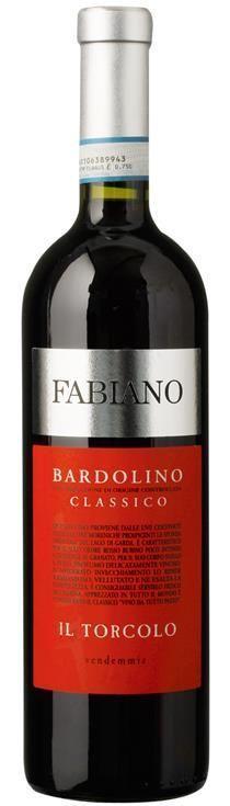 Fabiano Bardolino Classico IL Torcolo 12 %