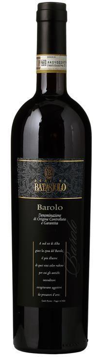 Barolo DOCG Beni di Batasiolo