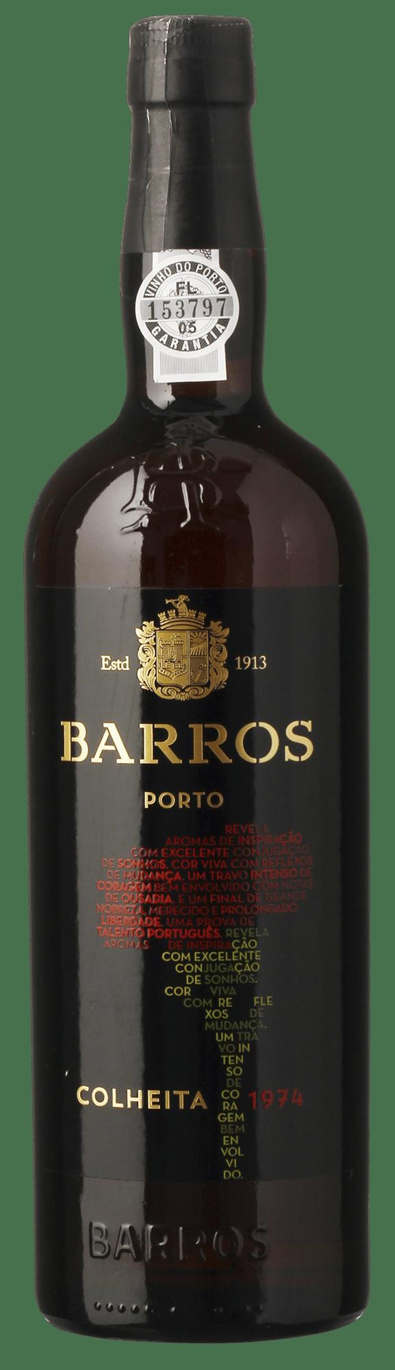 Barros Colheita 1974