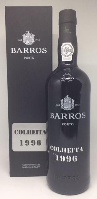 Barros 1996 Colheita flasket 2017