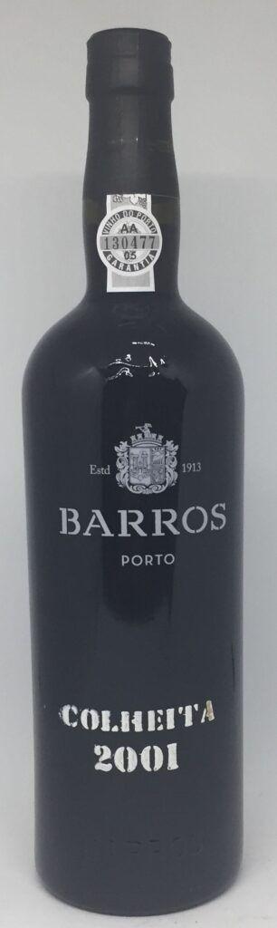 Barros 2001 Colheita