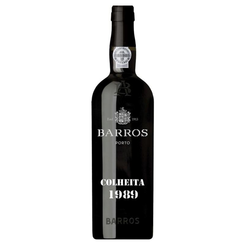 Colheita 1989 Barros Portvin flasket 2017