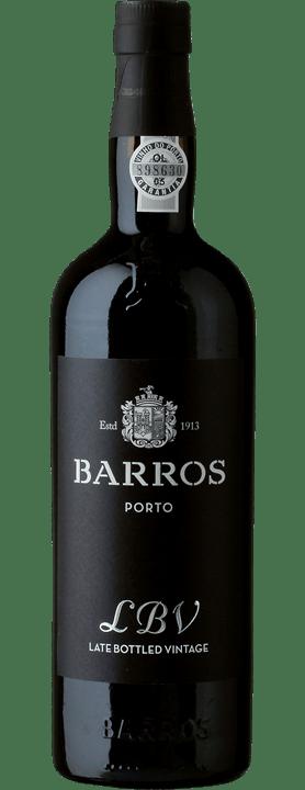 Barros LBV 2009 Portvin