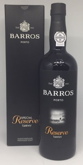 Barros Reserve Tawny