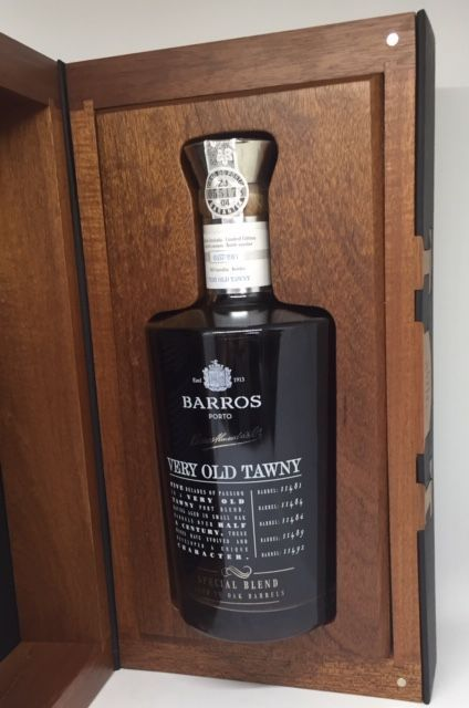 Barros Very old Tawny portvin