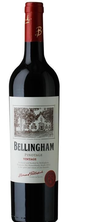 Bellingham Pinotage Syd afrika