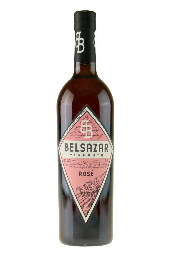 Vermouth Rose Belsazar, Tyskland