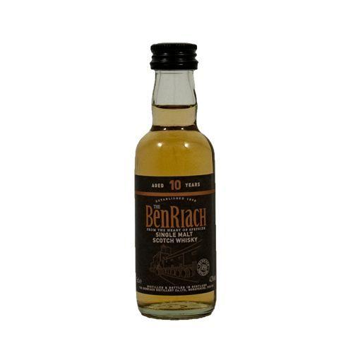 Benriach 10 års single malt 5 cl 43 %