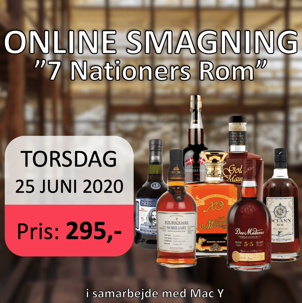 7 Nationers rom online smagning