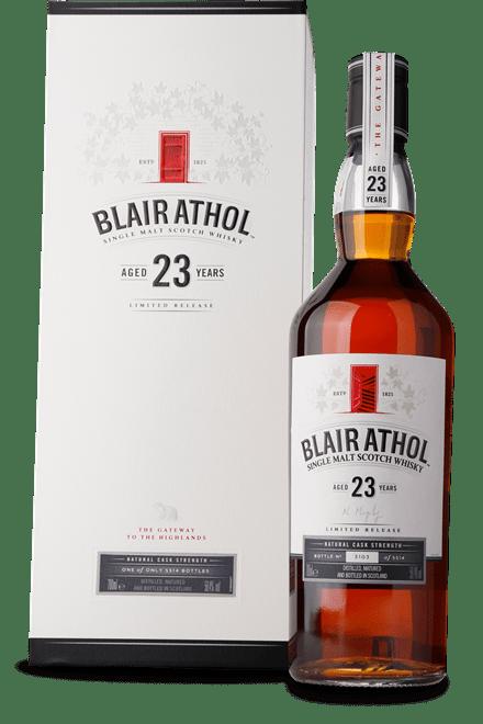 Blair Athol 23 års Limited release