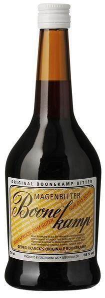 Boonekamp Georg Franck´s originale bitter