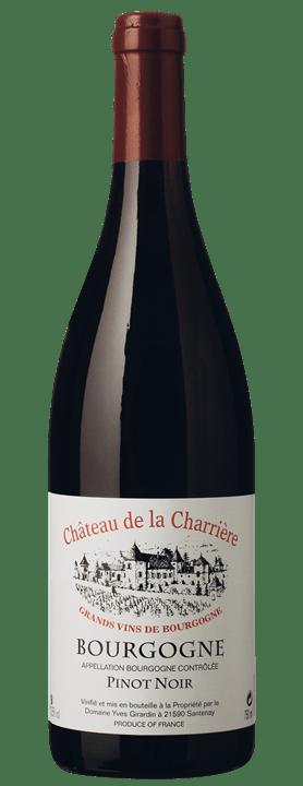 Bourgogne Chateau de la Charriere
