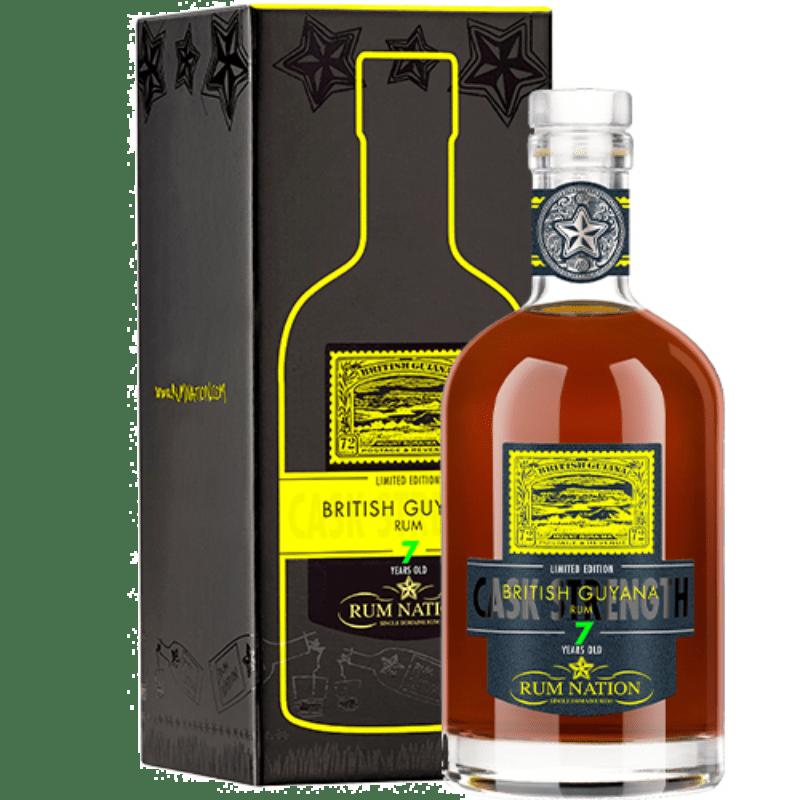 7 års British Guyana 2019 release