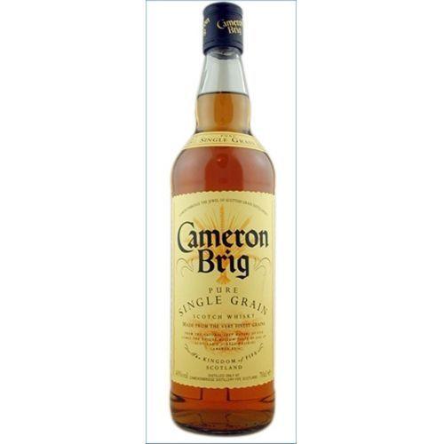 Cameron Brig Pure single Grain Scotch Whisky