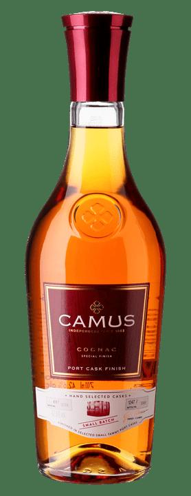 Cognac Camus Port Cask finish