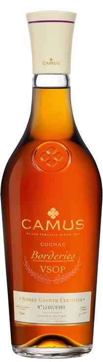 Cognac Camus V.S.O.P. Borderies