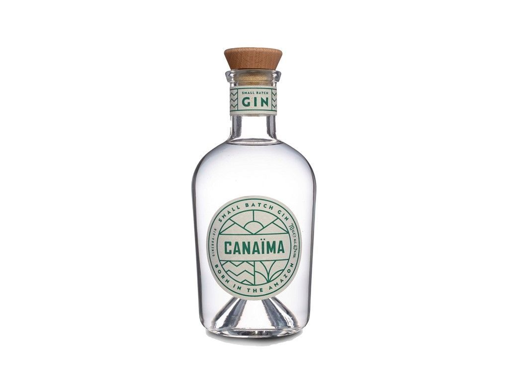Canaïma gin Small Batch